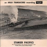 Click here for more info about 'Various-Trains - Stanier Pacifics EP'