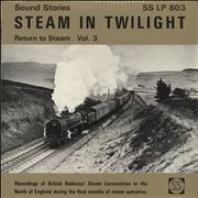 Click here for more info about 'Various-Trains - Steam In Twilight'