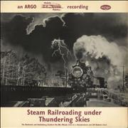 Click here for more info about 'Various-Trains - Steam Railroading Under Thundering Skies'