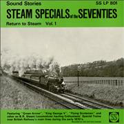 Click here for more info about 'Various-Trains - Steam Specials Of the Seventies'