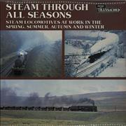 Click here for more info about 'Various-Trains - Steam Through All Seasons'