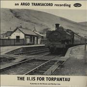 Click here for more info about 'Various-Trains - The 11.15 For Torpantau EP'