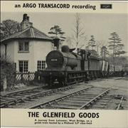 Click here for more info about 'Various-Trains - The Glenfield Goods EP'