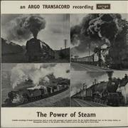 Click here for more info about 'Various-Trains - The Power Of Steam'