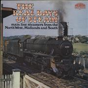 Click here for more info about 'Various-Trains - The Real Days Of Steam'