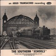 Click here for more info about 'Various-Trains - The Southern 'Schools' EP'