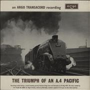 Click here for more info about 'Various-Trains - The Triumph Of An A.4 Pacific'