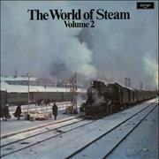 Click here for more info about 'Various-Trains - The World Of Steam Volume Two'