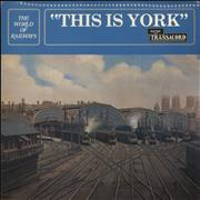 Click here for more info about 'Various-Trains - This Is York'