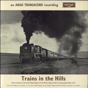 Click here for more info about 'Various-Trains - Trains In The Hills'