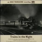 Click here for more info about 'Various-Trains - Trains In The Night - 1st'