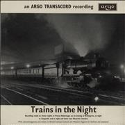 Click here for more info about 'Various-Trains - Trains In The Night'