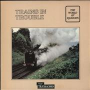 Click here for more info about 'Various-Trains - Trains In Trouble'