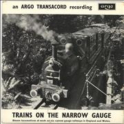Click here for more info about 'Various-Trains - Trains On The Narrow Gauge'