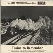 Click here for more info about 'Various-Trains - Trains To Remember'