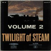 Click here for more info about 'Various-Trains - Twilight Of Steam Volume 2'
