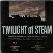 Click here for more info about 'Various-Trains - Twilight Of Steam'