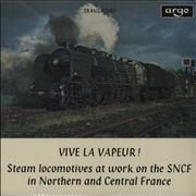 Click here for more info about 'Various-Trains - Vive La Vapeur'