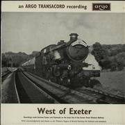Click here for more info about 'Various-Trains - West Of Exeter'