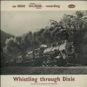Click here for more info about 'Various-Trains - Whistling Through Dixie'