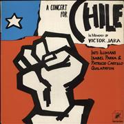 Click here for more info about 'Various-World Music - A Concert For Chile'