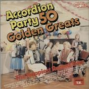 Click here for more info about 'Various-World Music - Accordion Party - 50 Golden Greats'