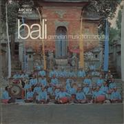 Click here for more info about 'Various-World Music - Bali: Gamelan Music From Sebatu'