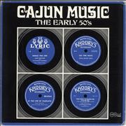 Click here for more info about 'Various-World Music - Cajun Music - The Early 50's'
