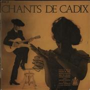 Click here for more info about 'Various-World Music - Chants De Cadix'