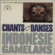 Click here for more info about 'Various-World Music - Chants Et Danses - Indonesie Gamelans'