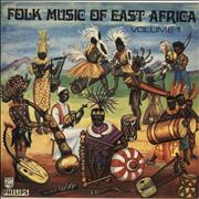 Click here for more info about 'Various-World Music - Folk Music Of East Africa Volume 1'