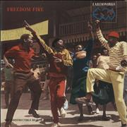 Click here for more info about 'Various-World Music - Freedom Fire - The Indestructible Beat Of Soweto Volume Three'