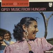 Click here for more info about 'Various-World Music - Gipsy Music From Hungary'