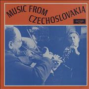 Click here for more info about 'Various-World Music - Music From Czechoslovakia'