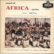 Click here for more info about 'Various-World Music - Music Of Africa Series No. 12: African Dances Of The Witwatersrand Gold Mines, Part 1'