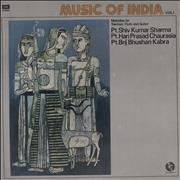 Click here for more info about 'Various-World Music - Music Of India Vol. 1'