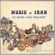 Click here for more info about 'Various-World Music - Music Of Iran - In Song And Melody'