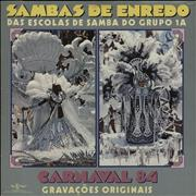 Click here for more info about 'Various-World Music - Sambas De Enredo Das Escolas De Samba Do Grupo 1A - Carnaval 84'