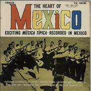 Click here for more info about 'Various-World Music - The Heart Of Mexico'