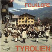 Click here for more info about 'Various-World Music - Tirolean Folklore'