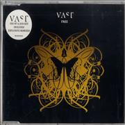 Click here for more info about 'Vast - Free - CD1'