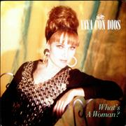 Click here for more info about 'Vaya Con Dios - What's A Woman?'