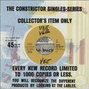 Click here for more info about 'Vee VV - Pass The Buck - Yellow Vinyl'