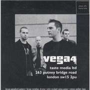 Click here for more info about 'Vega4 - Album Sampler'