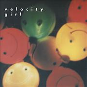 Click here for more info about 'Velocity Girl - Crazy Town - Green Vinyl'