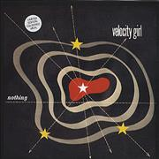 Click here for more info about 'Velocity Girl - Nothing - Red Vinyl'
