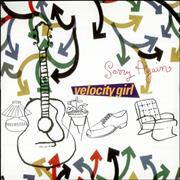 Click here for more info about 'Velocity Girl - Sorry Again'
