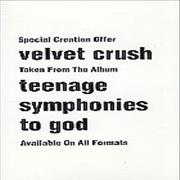 Click here for more info about 'Velvet Crush - Velvet Crush Sampler'