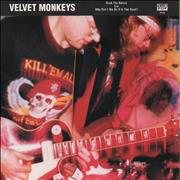 Click here for more info about 'Velvet Monkeys - Rock The Nation - Black Vinyl'
