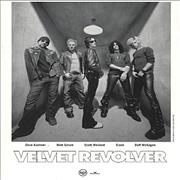 Click here for more info about 'Velvet Revolver - Contraband'